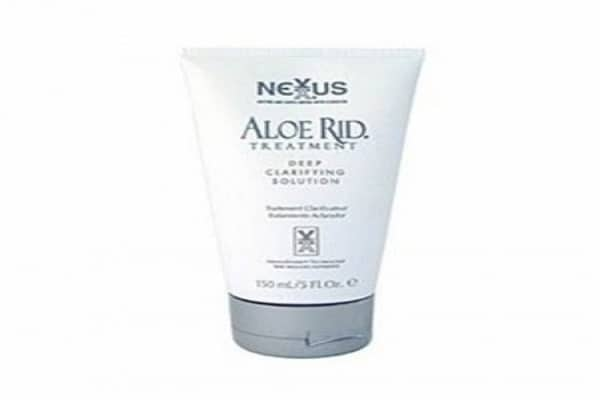 Nexxus Aloe shampoo For Hair Drug Test